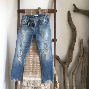NWOT Boyfriend jeans
